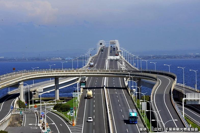 海ほたるを越え、東京アクアラインを快走! 千葉・房総おすすめドライブルート