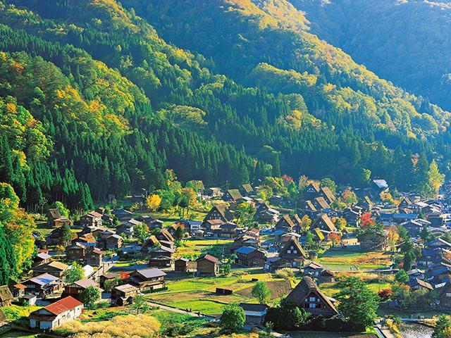 白川郷・五箇山を行く絶景おすすめドライブルート