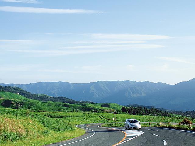 熊本・阿蘇を堪能する観光おすすめドライブルート