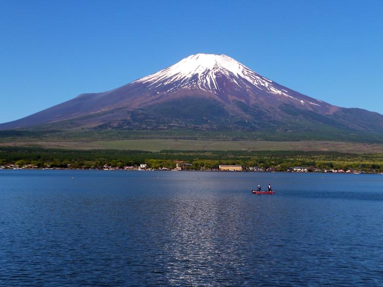 すいている穴場のアクセスルートで行く富士山+南アルプス絶景ドライブルート