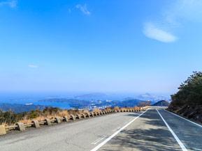 絶景ドライブルート 伊勢湾や英虞湾の島々を眺めながら走る 三重県伊勢市
