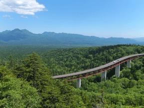 絶景ドライブルート 北海道国道最高地点を越えて上川へ 北海道上士幌町