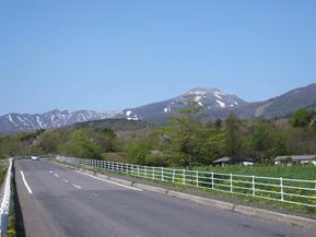 絶景ドライブルート ICから那須高原に向かう風光明媚な迂回路 栃木県那須町