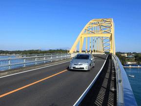 絶景ドライブルート 九州本土と天草諸島を5つの橋で結ぶ道 熊本県上天草市