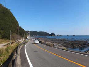 絶景ドライブルート 世界遺産が点在する熊野灘沿いを走る 和歌山県串本町
