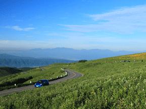 絶景ドライブルート 3000m級の山々を望む日本屈指の高原道路 長野県長和町