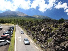 絶景ドライブルート 浅間山東麓のダイナミックな風景が広がる道 群馬県嬬恋村
