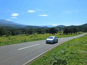 絶景ドライブルート 青森と八甲田、十和田湖を結ぶ高原道路 青森県青森市