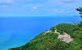絶景ドライブルート 三方五湖と若狭湾を一望できる観光道路 福井県若狭町