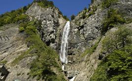 絶景ドライブルート 白山国立公園内の山岳道路 石川県白山市