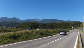 絶景ドライブルート 八ヶ岳南北の峰々を望む絶景ロード 長野県小海町
