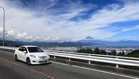 絶景ドライブルート 富士山を一望する山頂へのアクセスロード 静岡県静岡市