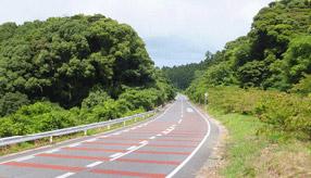 絶景ドライブルート 房総半島南端への快適アクセスロード 千葉県館山市