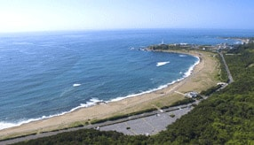 絶景ドライブルート 関東最東端の海岸線を走るビューロード 千葉県銚子市