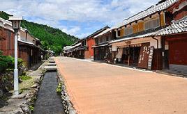 絶景ドライブルート 日本海と畿内を結ぶ若狭街道の宿場町 福井県若狭町
