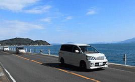 絶景ドライブルート 世界有数の漁場、玄界灘を望むシーサイドロード 佐賀県唐津市