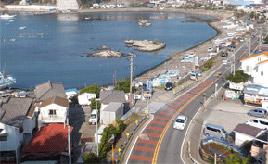 絶景ドライブルート 三浦半島南東部の海岸線を走る風光明媚な県道 神奈川県三浦市