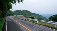 三ケ根山スカイライン
