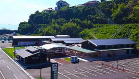 道の駅で浜焼き!前浜でとれた海鮮&地元野菜を味わおう 高知県中土佐町