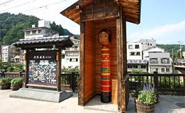 高さ3m&重さ500kg!巨大こけしがお出迎えする土湯温泉へドライブ 福島県福島市