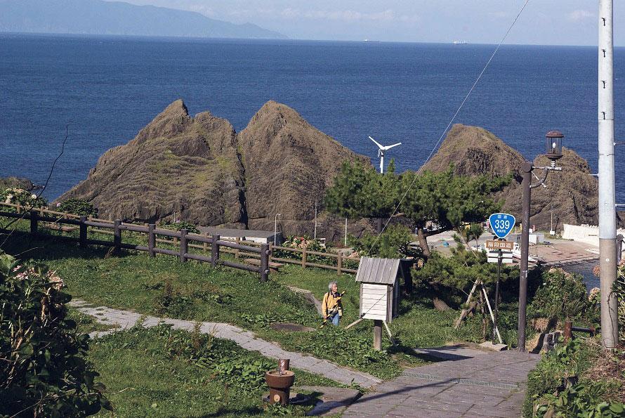 津軽国定公園龍飛崎もあわせて散策しよう。