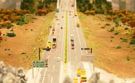 10mのジオラマは圧巻!高速道路の気になる仕組みを楽しく学ぼう 神奈川県川崎市