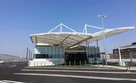 京葉道路に新たなPAがオープン!24時間営業で食事も買い物も便利 千葉県市川市