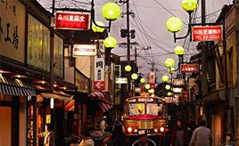 【恋叶ロード 1】ノスタルジックな商店街♪昭和30~40年代をリアル体験する「昭和の町」 大分県豊後高田市