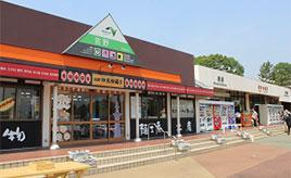 ファミリーで楽しめるSA!子どもとゆっくりご飯が食べられるレストランがうれしい 栃木県佐野市