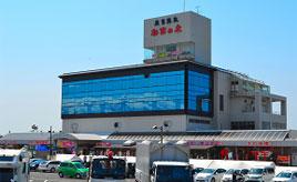 日本海の夕日を堪能!展望温泉や展望塔を備えた道の駅で1日遊ぼう 秋田県にかほ市