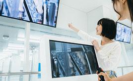 アイスの製造過程を見学!グリコピア CHIBAでユニークな体験をしよう 千葉県野田市