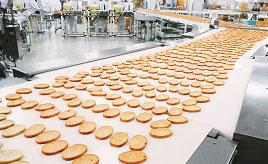 工場見学限定ブリュレの試食が楽しみ!サクッと甘いガトーラスクの工場見学 群馬県高崎市