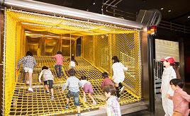 インスタントラーメンの誕生や進化に驚き!カップヌードルミュージアムで遊ぼう 神奈川県横浜市