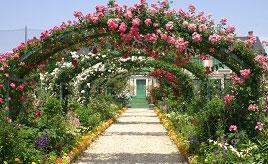 花を眺めながらクルージング!自然と四季折々の花に癒される公園 静岡県浜松市
