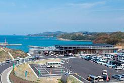 海鮮で満腹、絶景に満足!海と空のパノラマが広がる道の駅が人気 山口県下関市