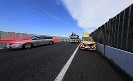360°VR映像でドキドキ体験!高速道路のあれこれを楽しく学ぶ体験型施設 静岡県富士市