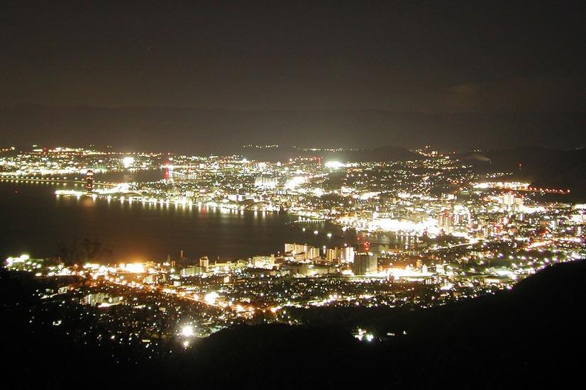 琵琶湖と市街地がキラキラ輝く!ドライブ&絶景スポット・夢見が丘 滋賀県大津市