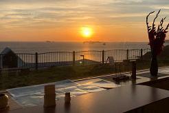 長崎屈指のロマンチックな夕日スポット!角力灘を望む道の駅でひと休み 長崎県長崎市