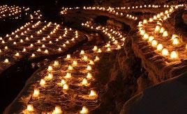 幻想的な夜景を見に行こう!かまくらBBQや雪遊びを満喫するかまくら祭 栃木県日光市