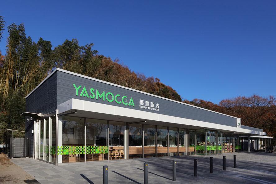 都賀西方PA(下り)がリニューアル!おいしい・快適なひとときを提供 栃木県栃木市