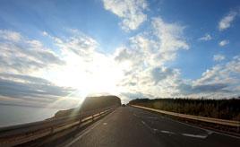 【オリンピック会場のある街にドライブ】釣ヶ崎海岸に向かって九十九里シーサイドドライブを楽しもう 千葉県長生郡一宮町
