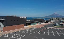 夕日、マリンスポーツ、海鮮グルメを満喫!錦江湾に面する道の駅へドライブ 鹿児島県垂水市