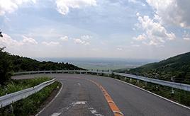 朝日峠~筑波山を走るワインディングロード!筑波パープルラインコースガイド