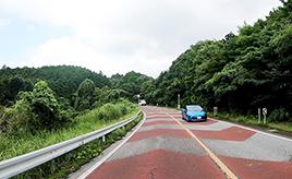 房総丘陵を突き抜ける約10kmの山岳道路 ~ 房総スカイライン コースガイド ~