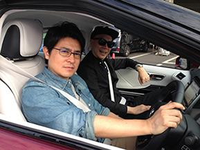 MIRAIの車…TBS安東弘樹アナウンサー連載コラム
