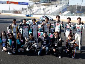 片岡龍也 ドライバーズコラム 第12回 初音ミクGTプロジェクトファン感謝祭