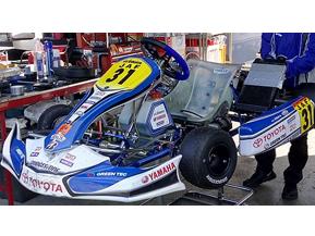片岡龍也 ドライバーズコラム 第14回 レーシングカートのススメ