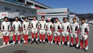 片岡龍也 ドライバーズコラム 第16回 ニュルブルクリンク24時間レースへ参戦します!