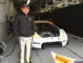 織戸学 ドライバーズコラム 第15回 モータースポーツ開幕