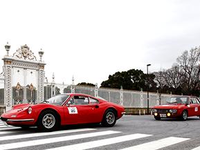 旧車・名車が銀座に集う THE銀座RUNイベントレポートNo.2